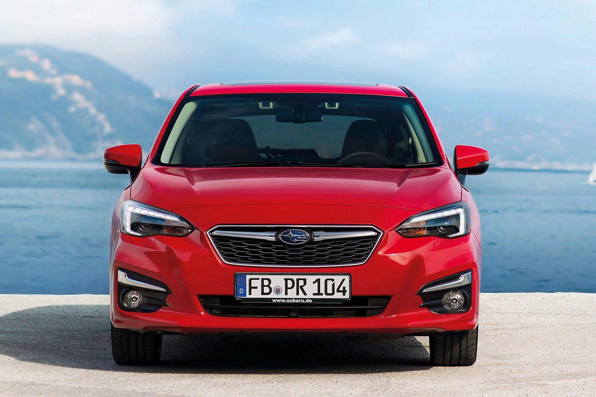 Subaru Impreza 2018 statica