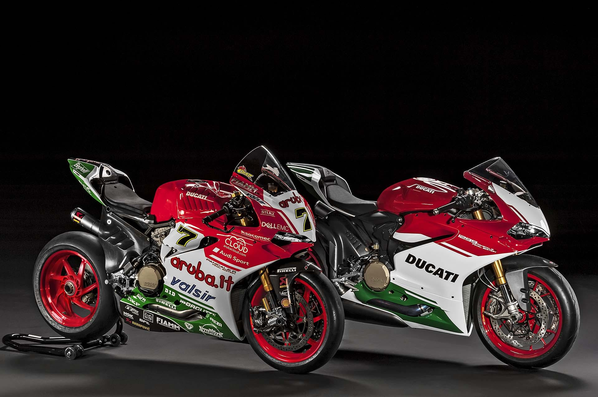 Ducati 1299 Panigale R Final Edition race