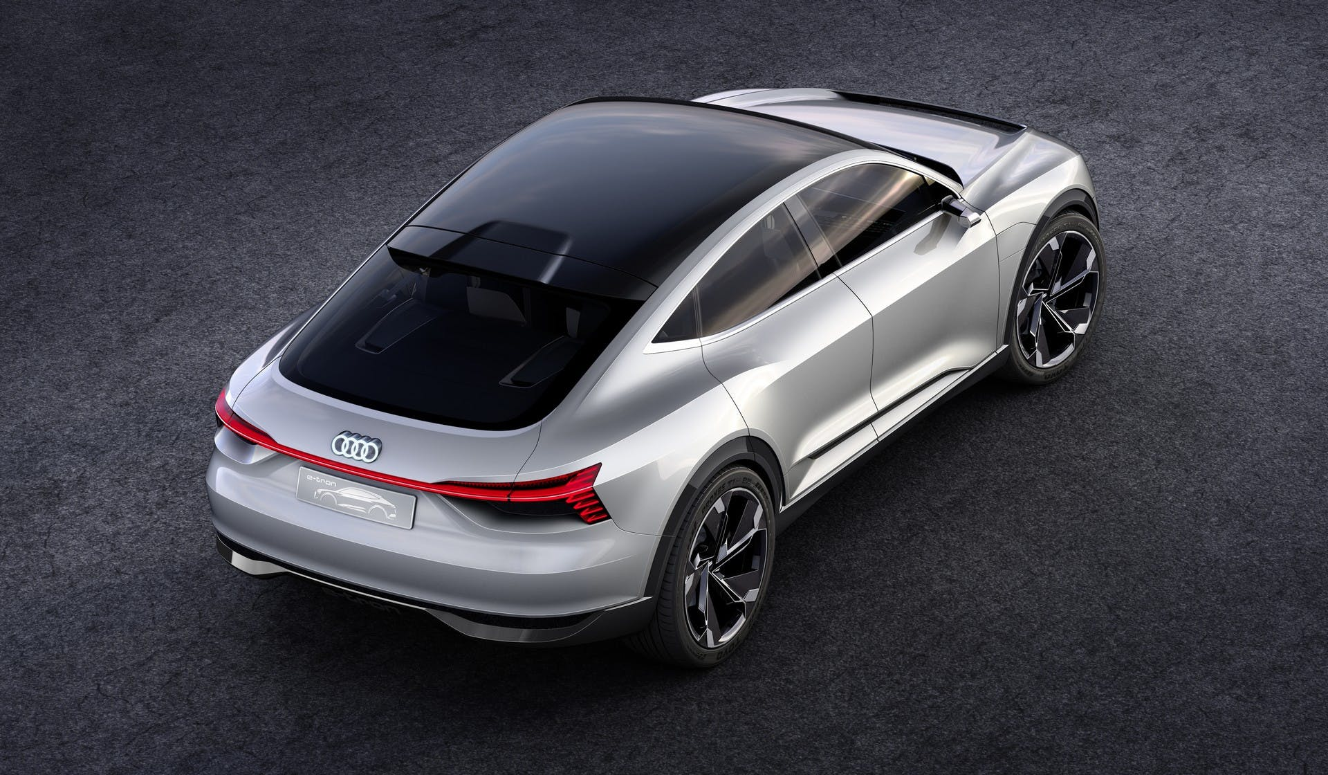 Audi e-tron Sportback statica