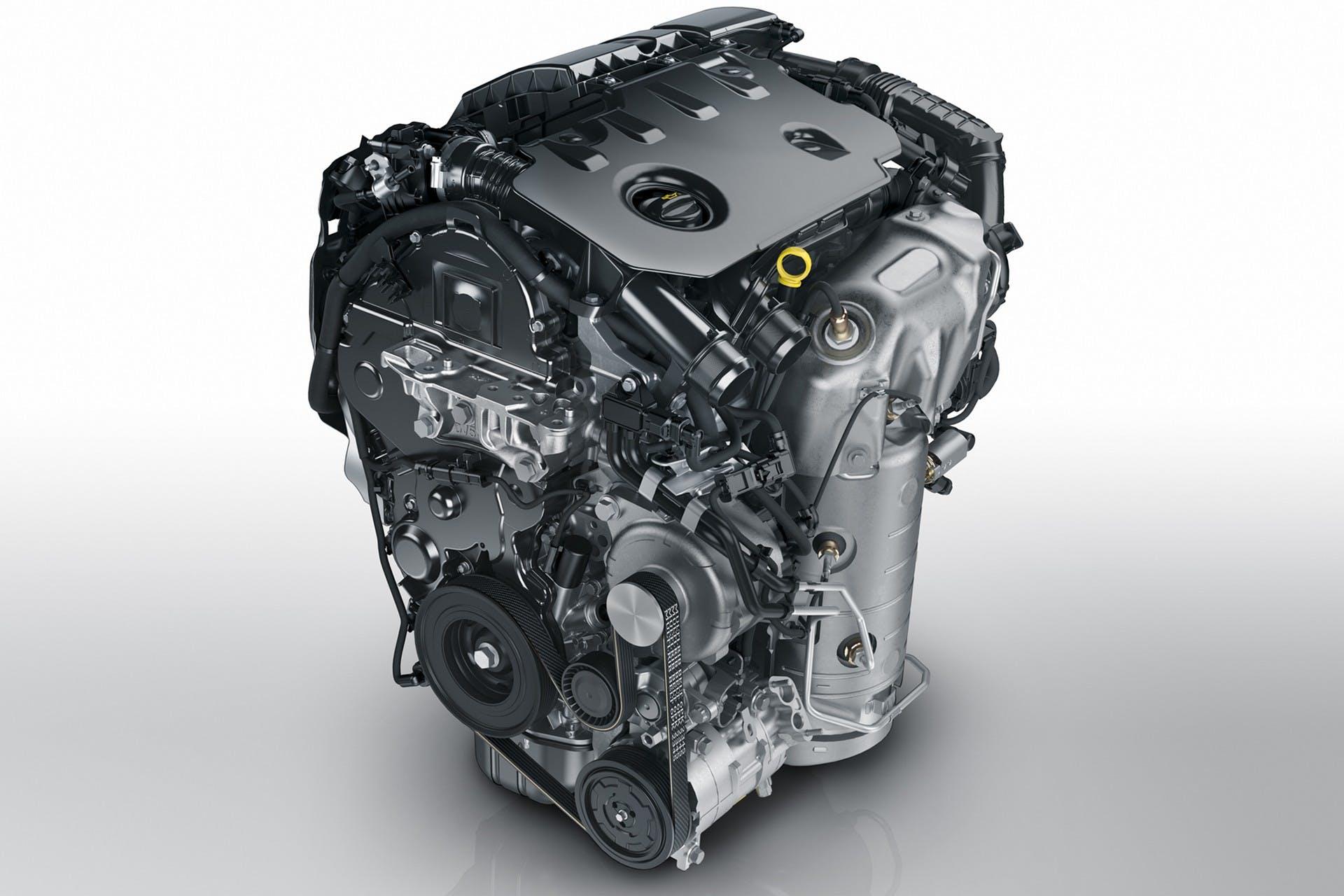 Peugeot 308 MY18 tecnica