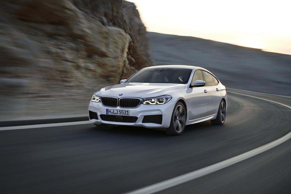 BMW Serie 6 GT: sua imponenza
