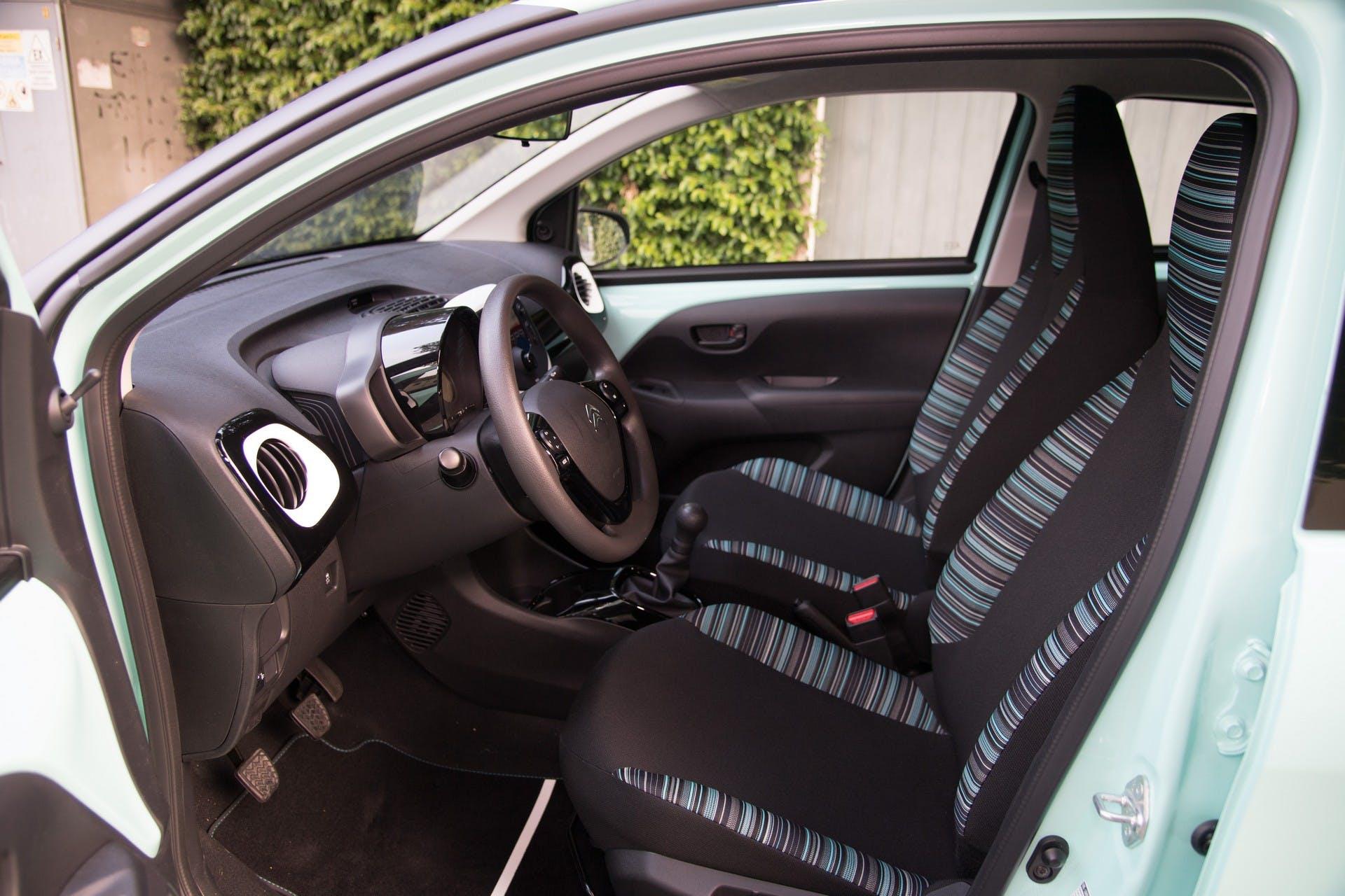 Citroën C1 Pacific Edition interni
