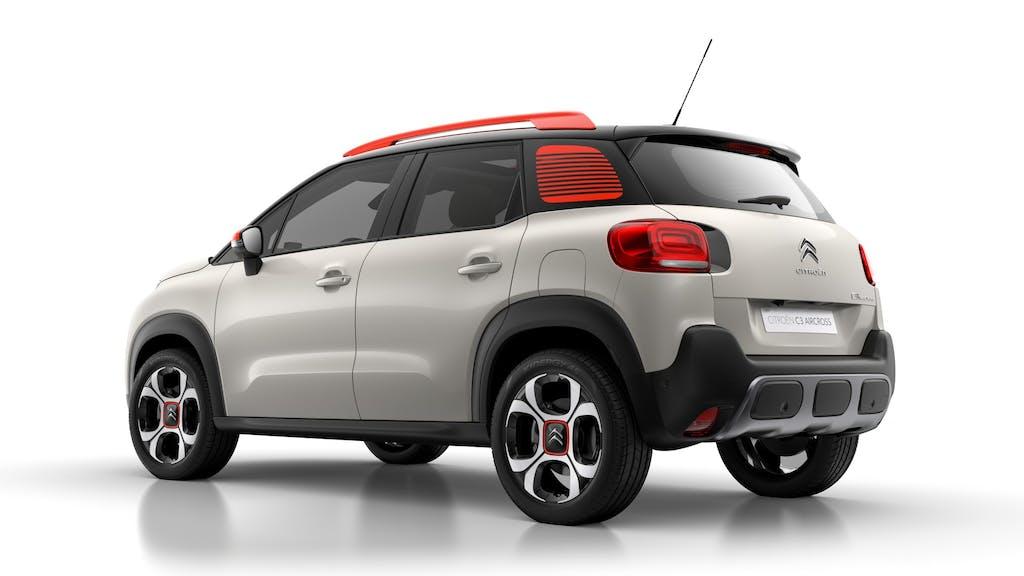 Citroën C3 Aircross, scelta da 200.000 clienti nel mondo