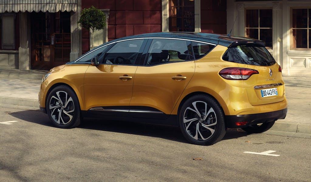 Renault Scénic: a tutta rivoluzione
