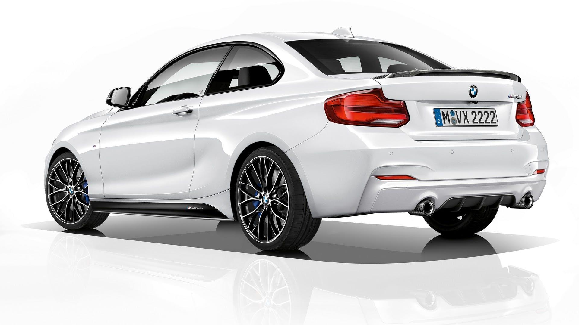 BMW 240i M Performance Edition statica