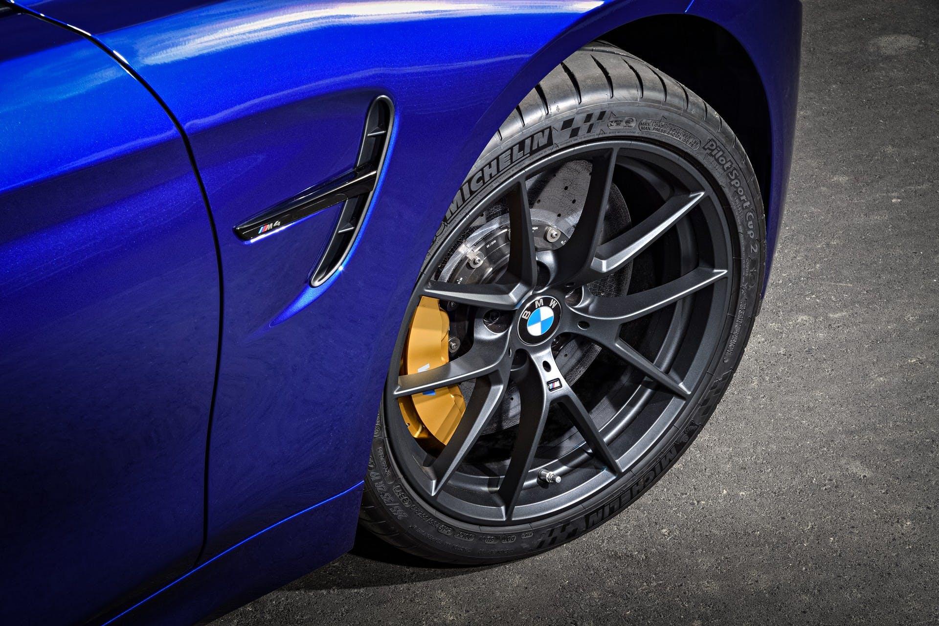 BMW M4 CS dettaglio