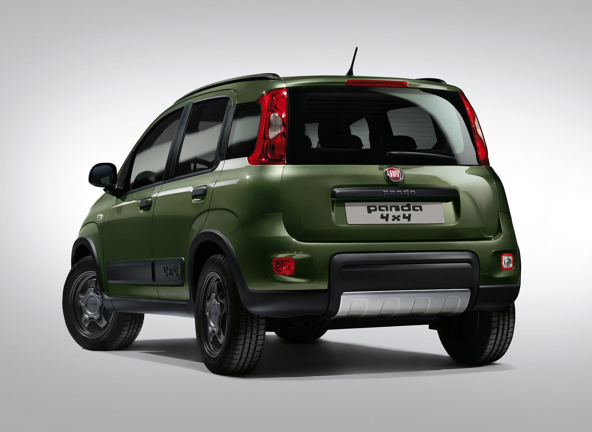 Fiat-Panda-4x4 verde
