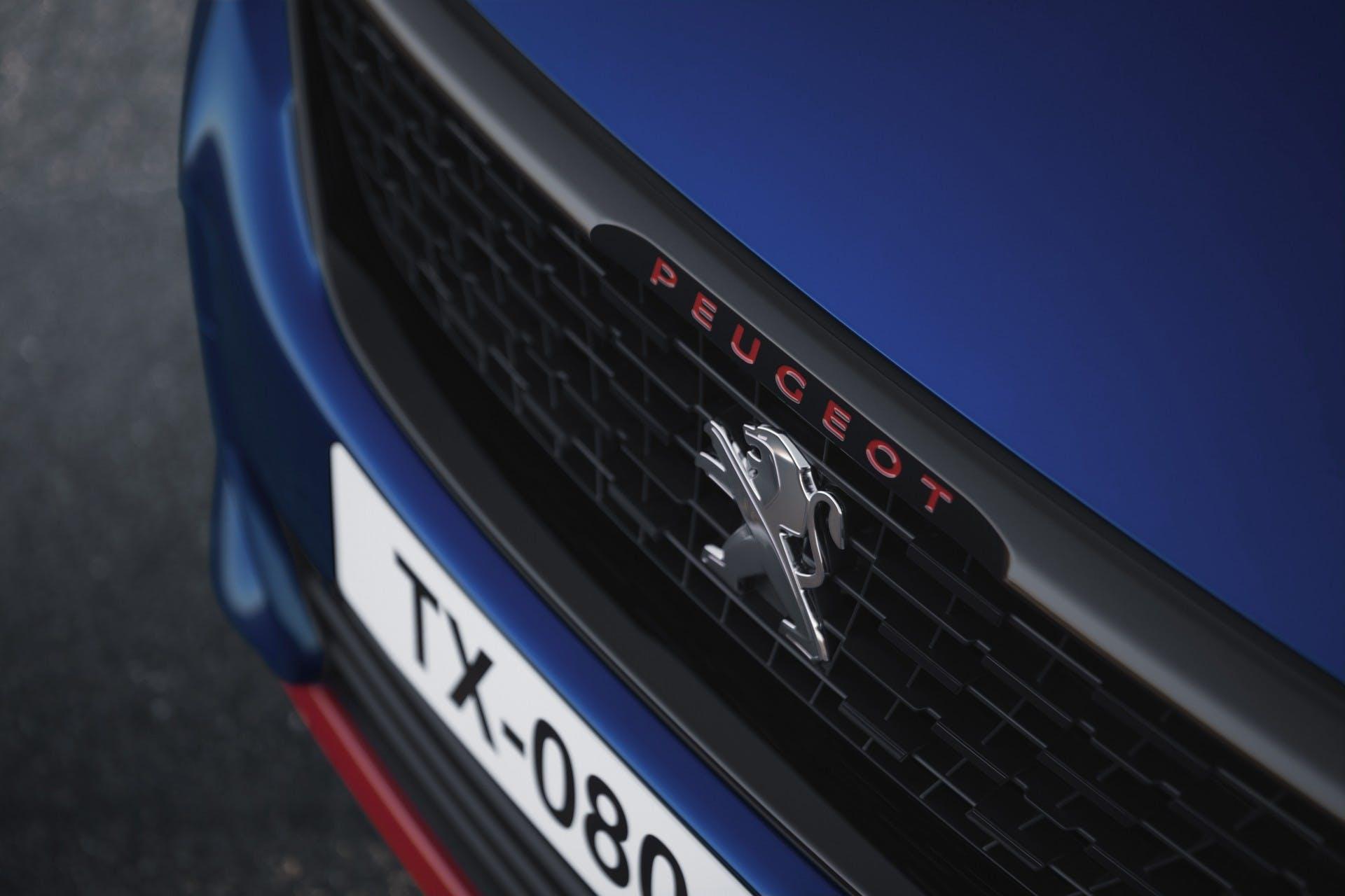 Peugeot 308 GTi dettaglio