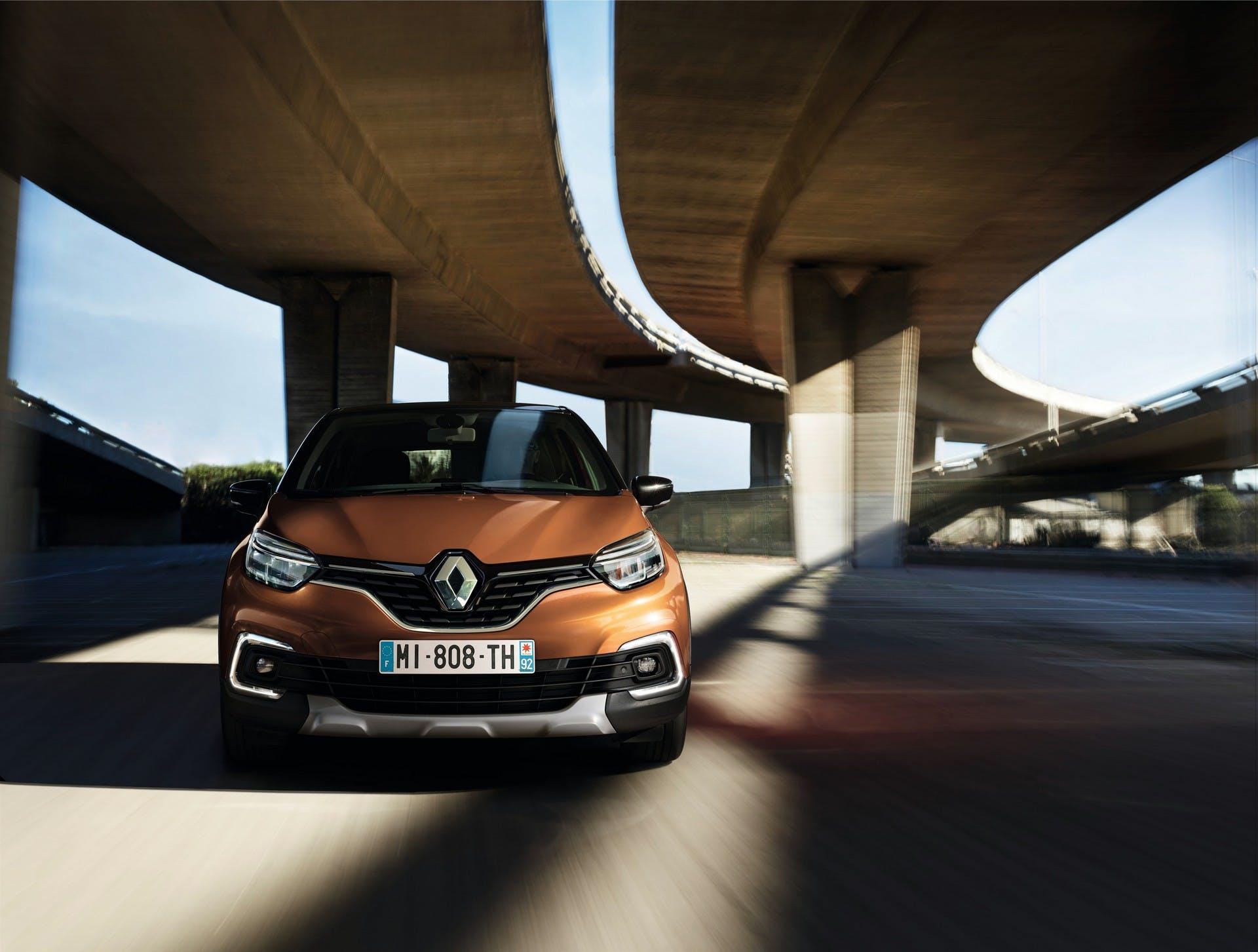 Renault Captur dinamica