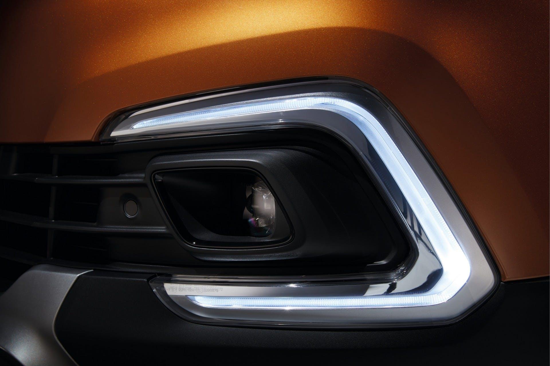 Renault Captur dettaglio