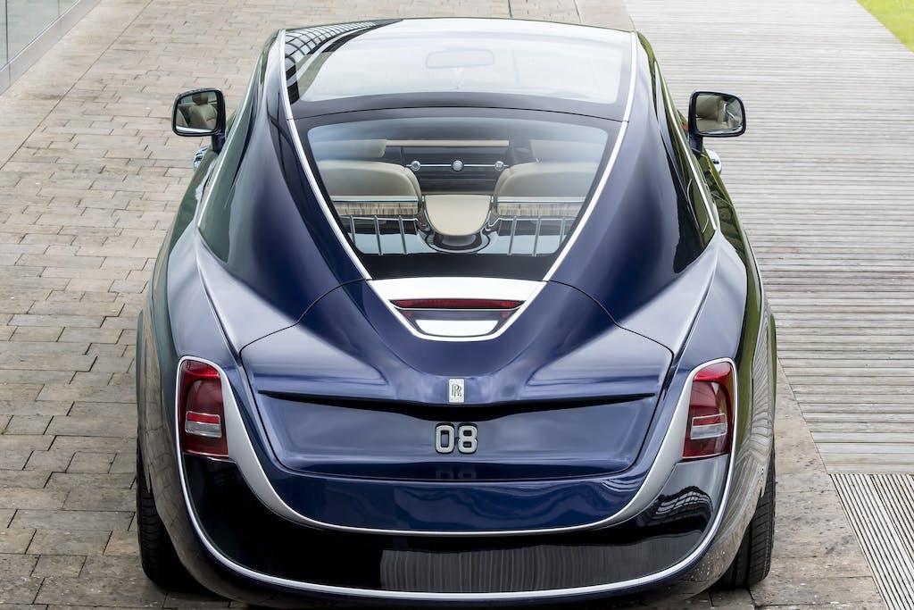 Rolls-Royce Sweptail: omaggio al passato