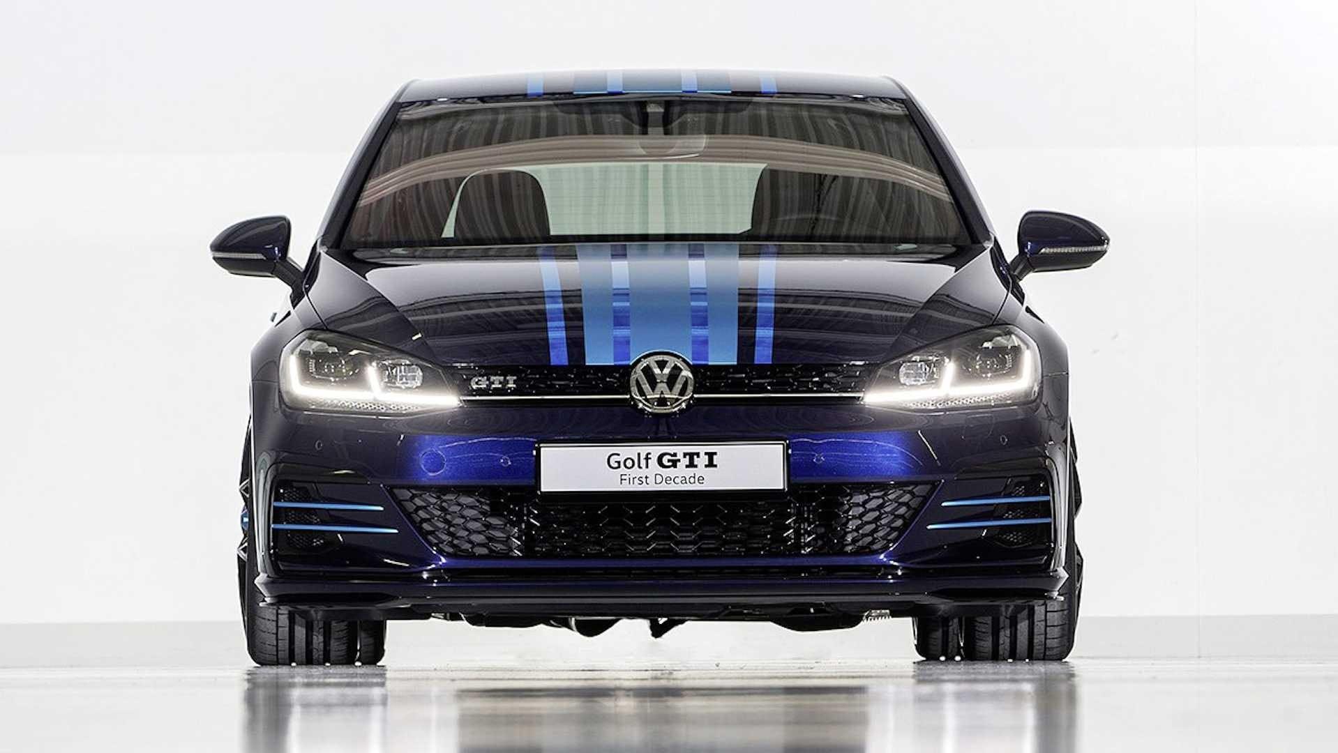 Volkswagen Golf GTI First Decade statica