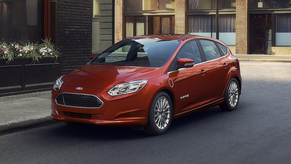 Ford Focus Electric MY18: cresce l'autonomia