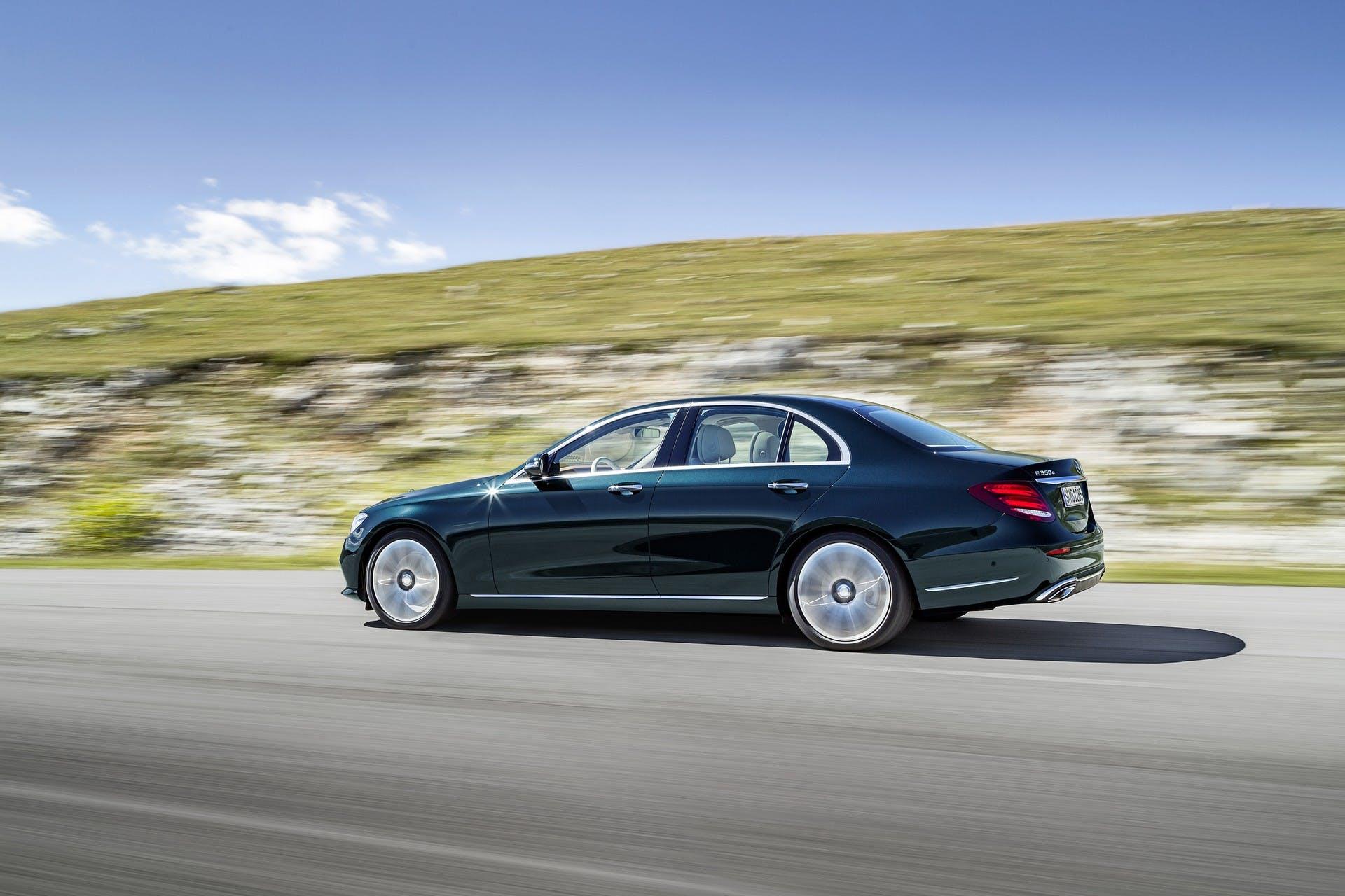 Mercedes-Benz Classe E dinamica