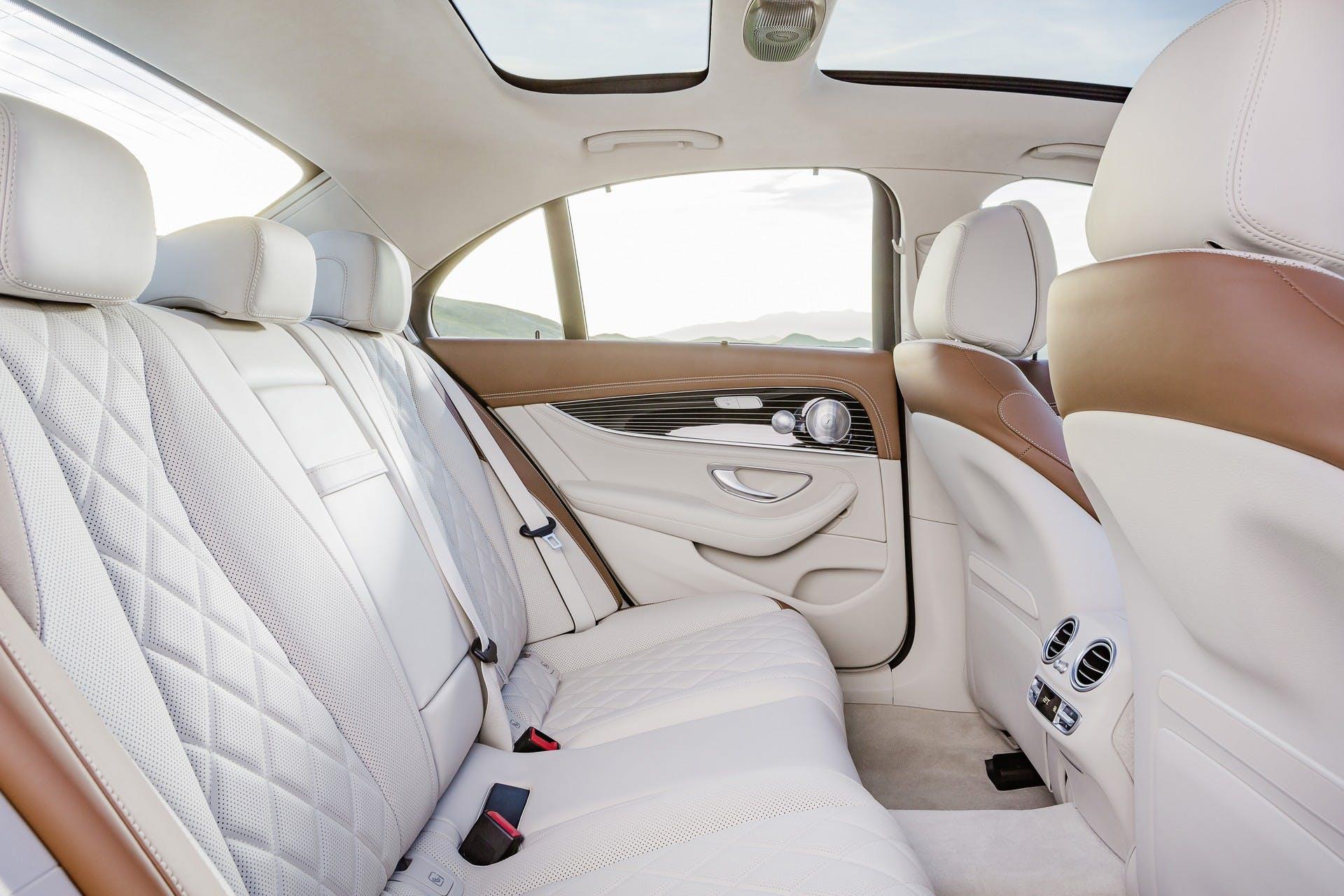 Mercedes-Benz Classe E interni