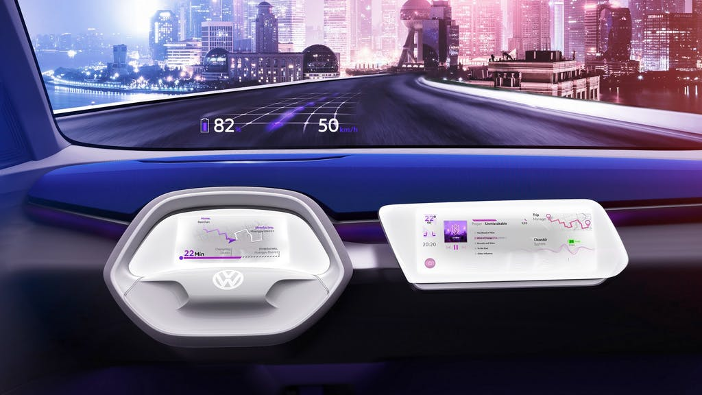 Volkswagen, la tecnologia del futuro è il car-to-X