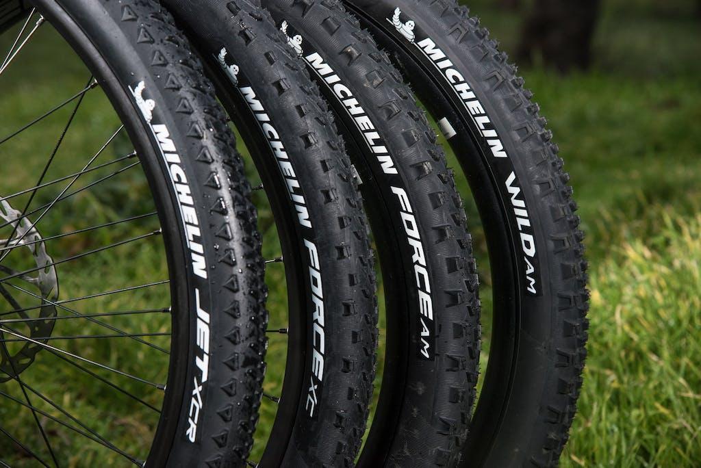 Le nuove gomme Michelin per XC e All Mountain