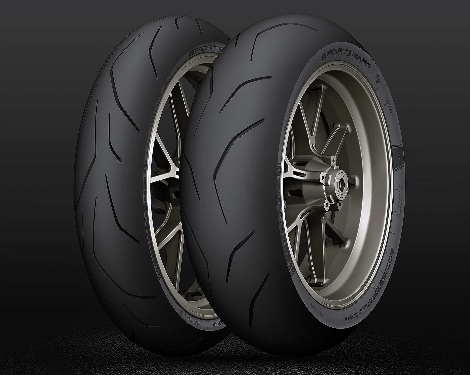 Dunlop SportSmart TT foto pneumatici