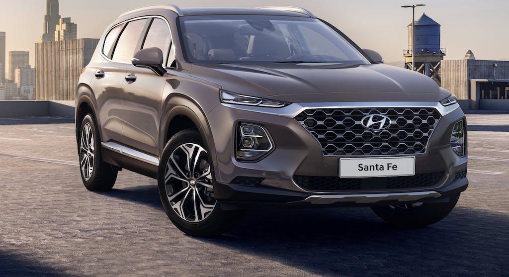 Nuova Hyundai Santa Fe, la SUV si svela per Ginevra