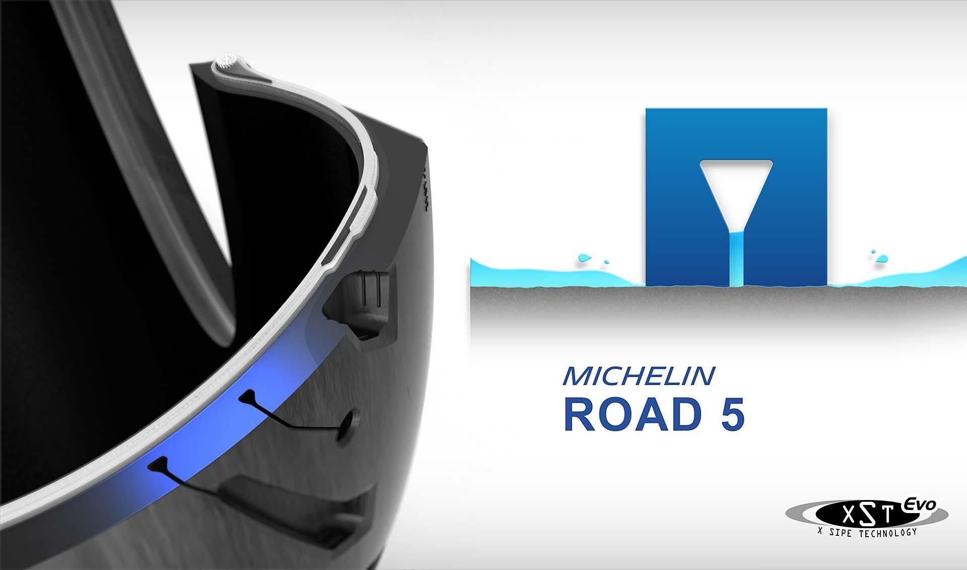 Michelin Road 5 - XST Evo