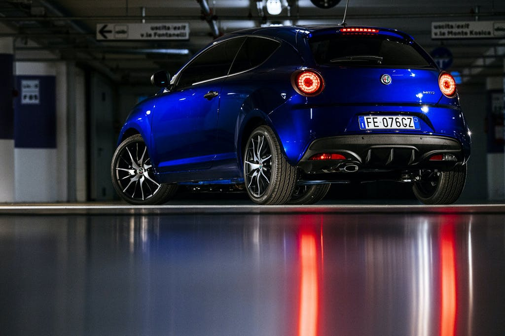 Alfa Romeo Mito Urban – Dinamismo tecnologico