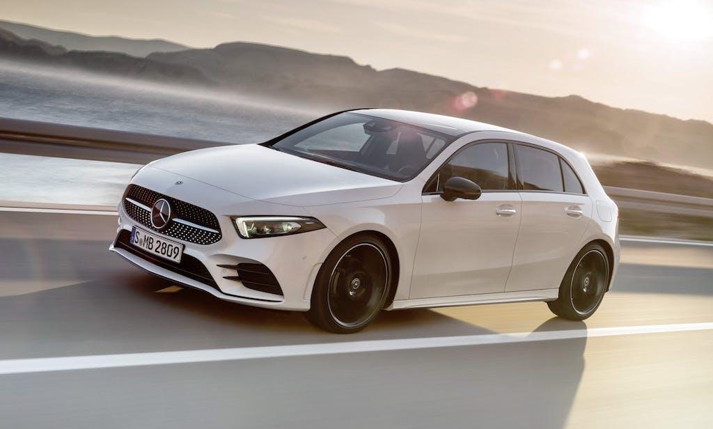 Promozione Mercedes Classe A 180 d, 4.000 euro di sconto