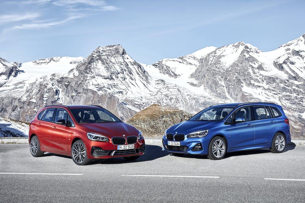 BMW Serie 2 Active Tourer e Gran Tourer 2018, restyling di sostanza