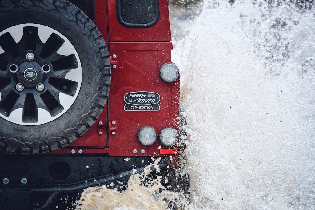 La storia della Land Rover Defender