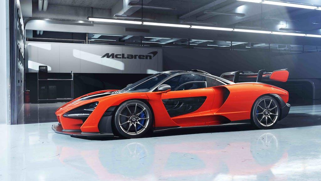 McLaren Senna: la più estrema di sempre