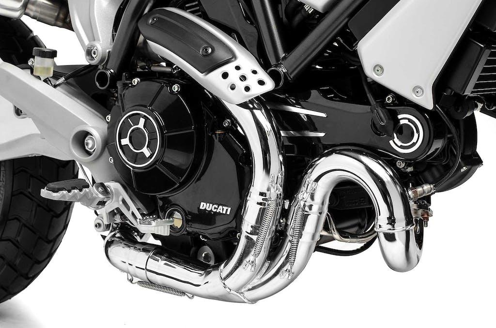 Nuovo Ducati Scrambler 1100