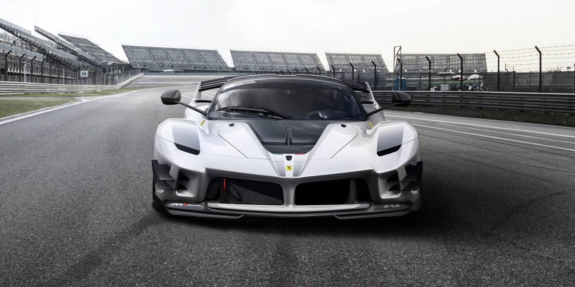 Ferrari FXX-K Evo statica
