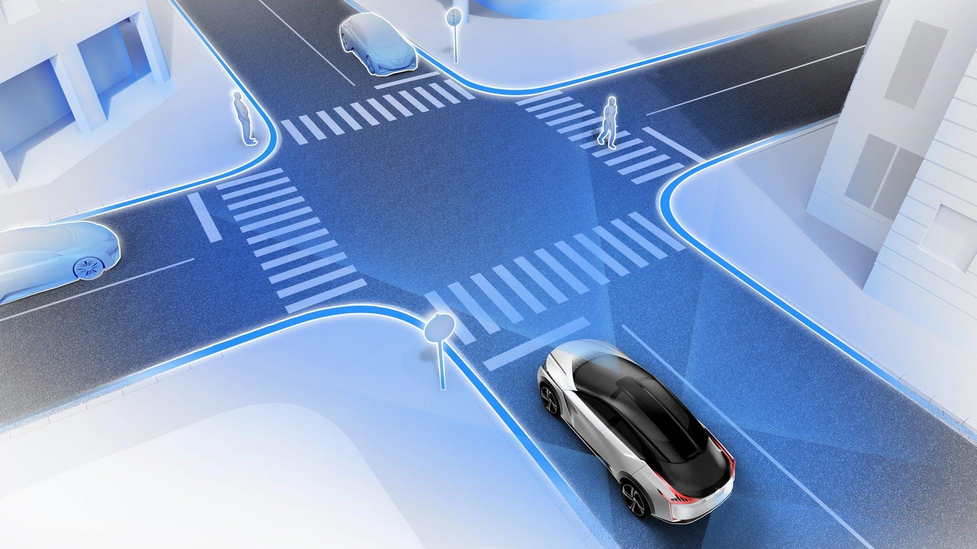 Nissan IMx Concept tecnica