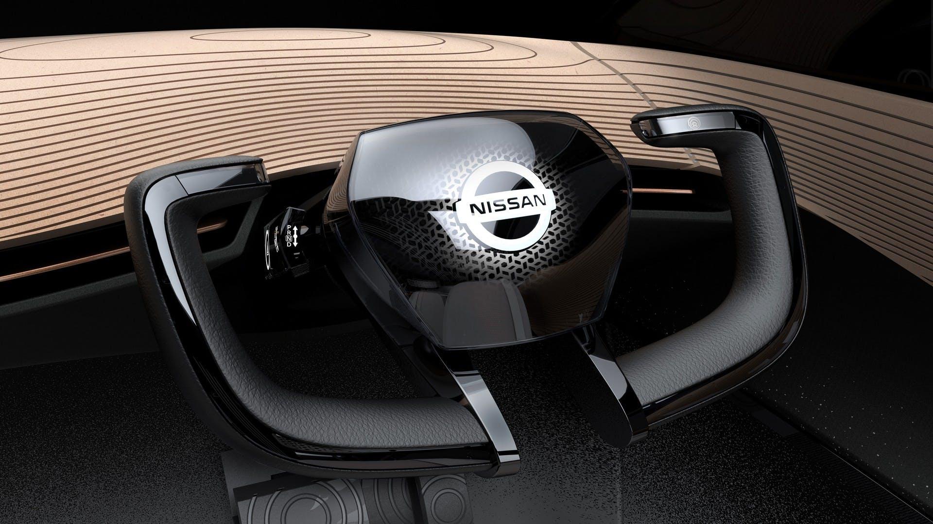 Nissan IMx Concept interni