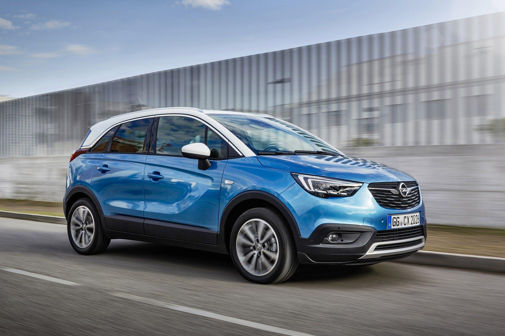 Opel Crossland X GPL Tech dinamica