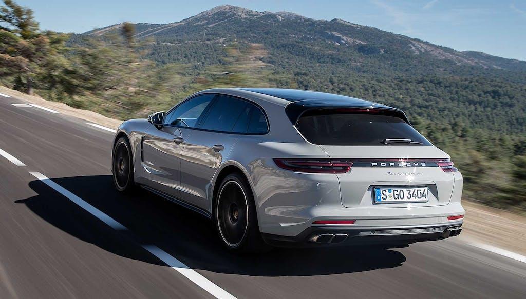 Prova Porsche Panamera Sport Turismo
