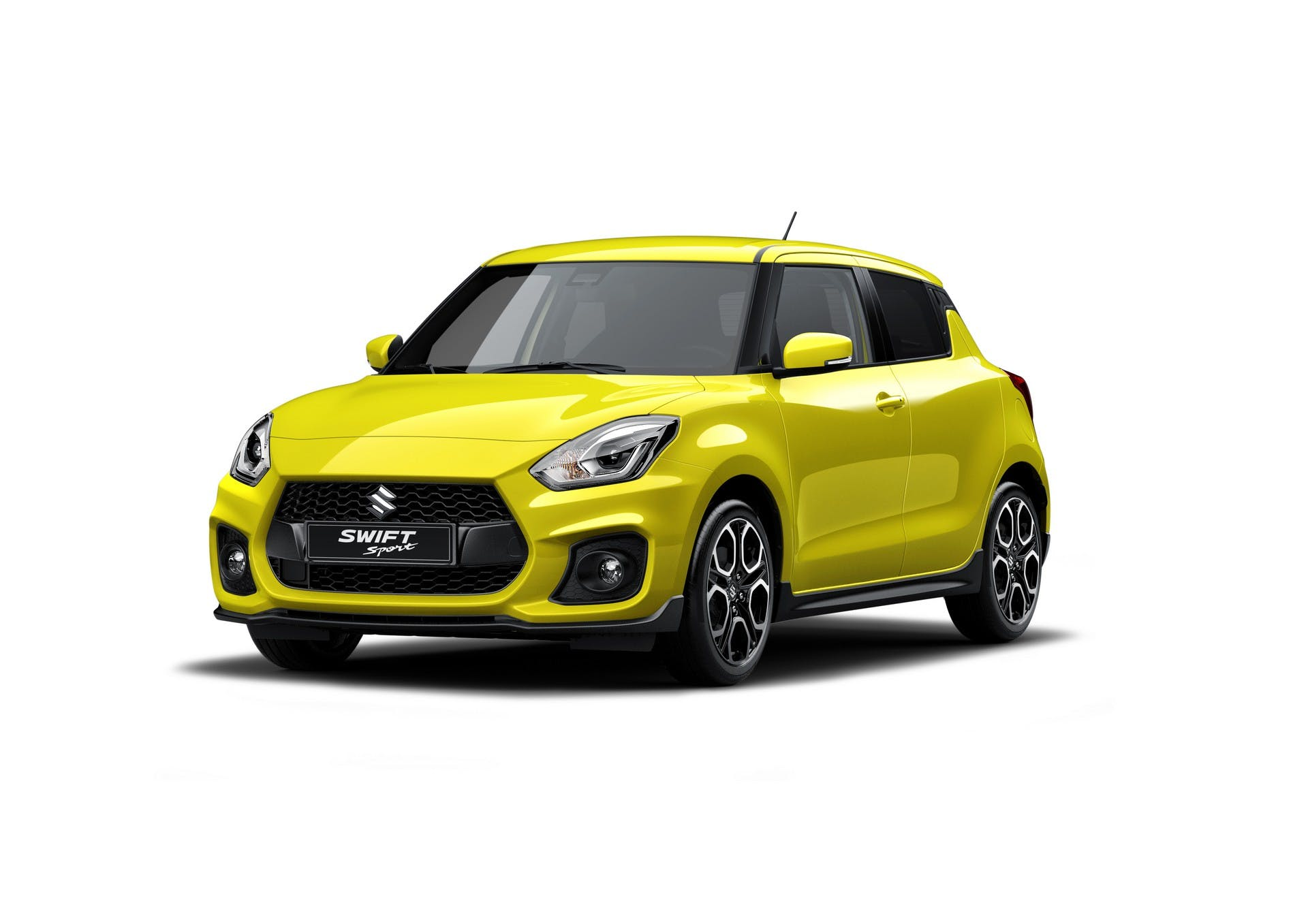 Suzuki Swift Sport statica