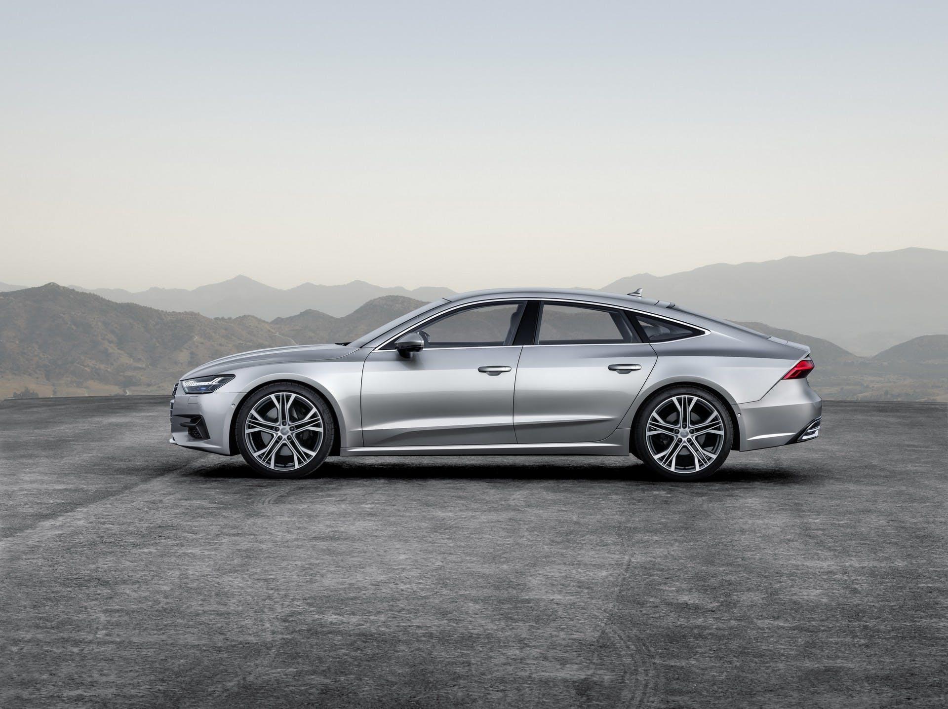 Audi A7 Sportback 2018 statica