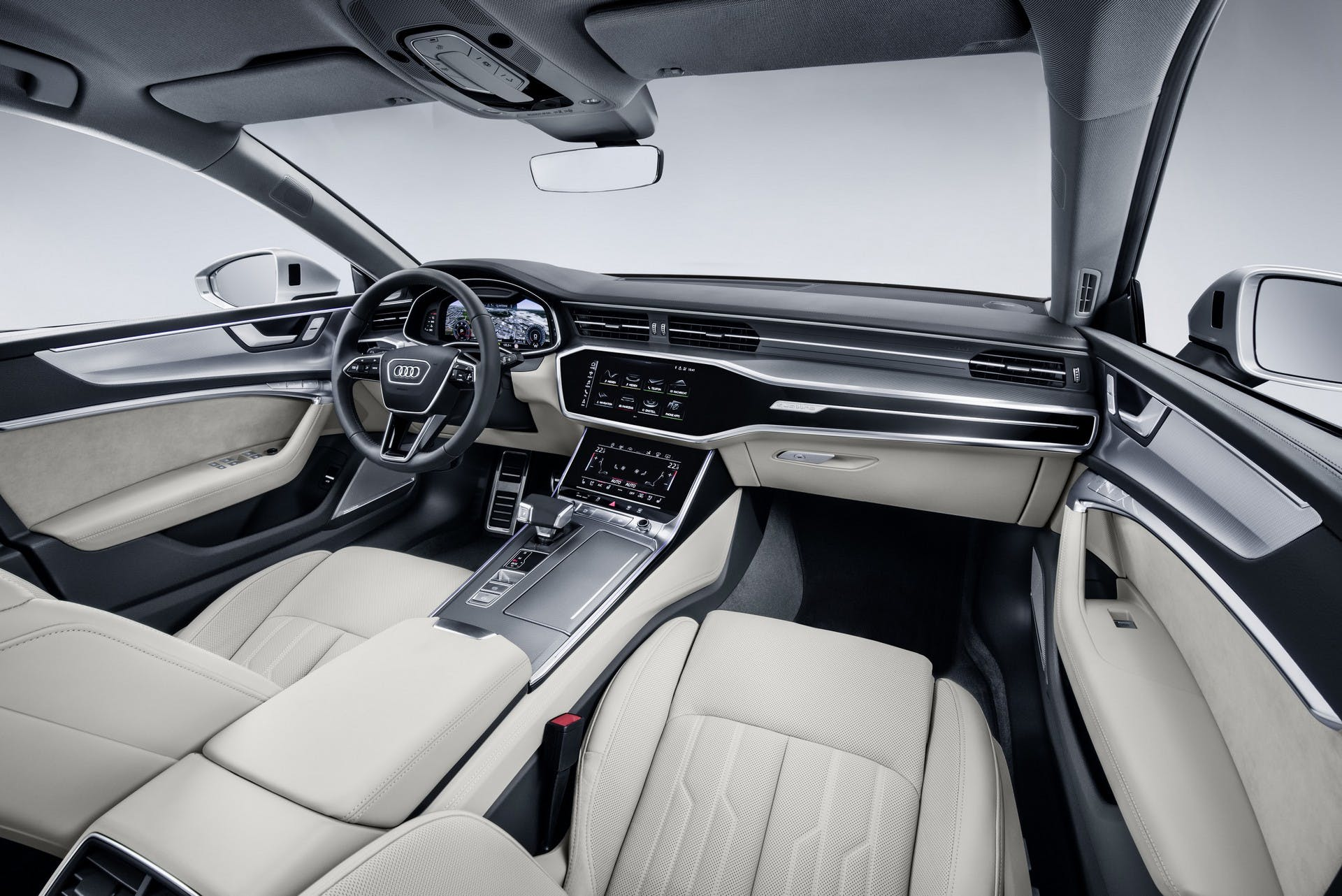 Audi A7 Sportback 2018 interni