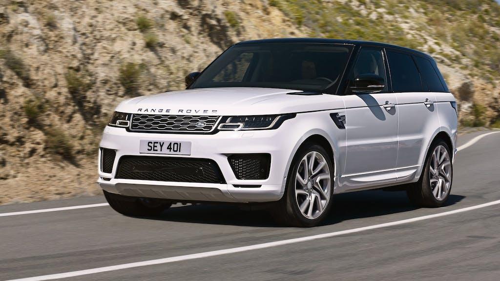 Range Rover Sport 2018: prima in tutto