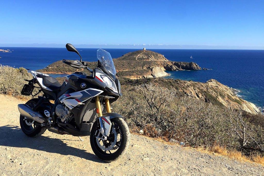 In Sardegna con la BMW S 1000 XR 2017