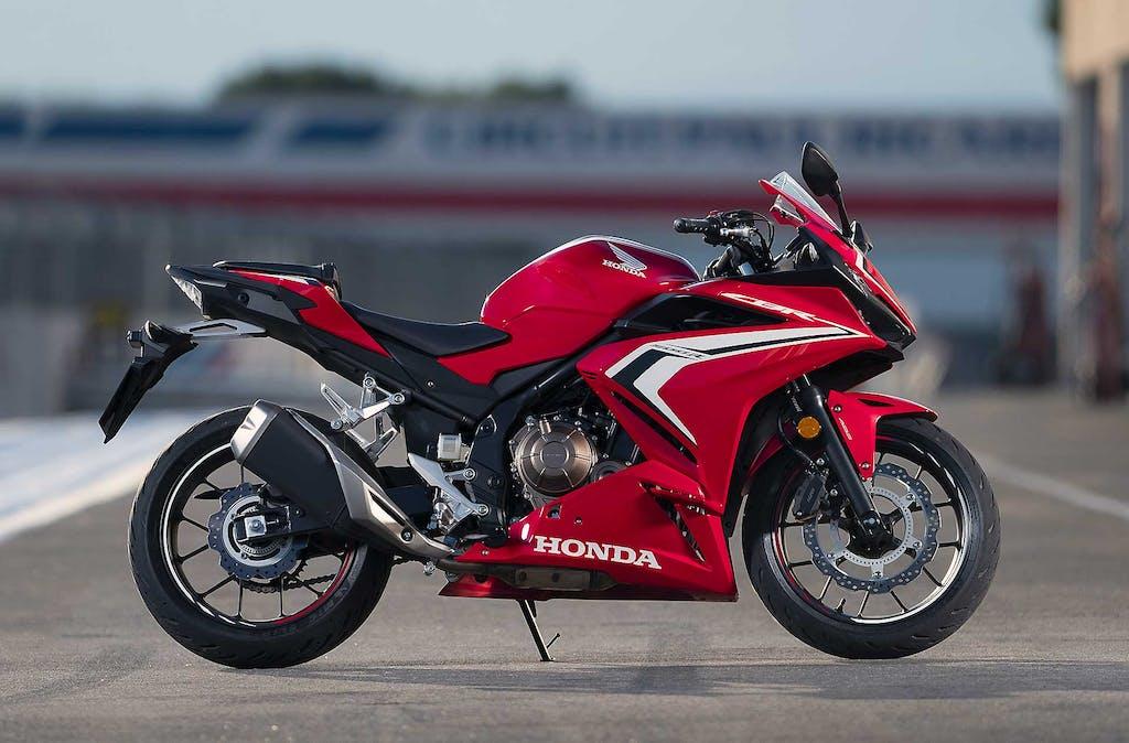 Honda CBR500R, piccole Fireblade crescono