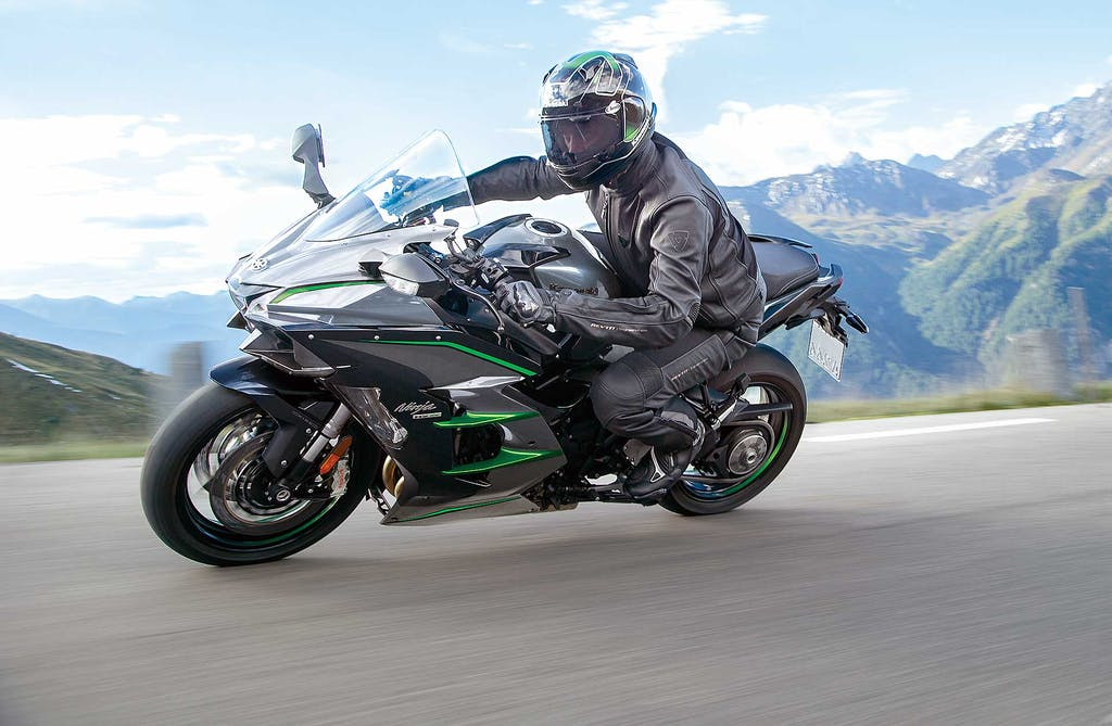 Kawasaki Ninja H2 SX SE+, ancora di più