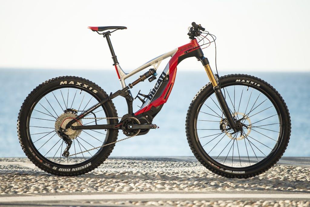 La e-bike Ducati MIG-RR  Arriva dai concessionari