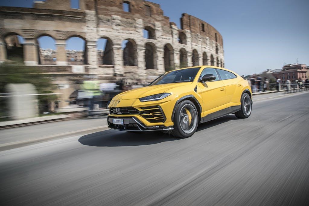 Lamborghini Urus: il nuovo SUV di Casa Lamborghini con i numeri da supercar