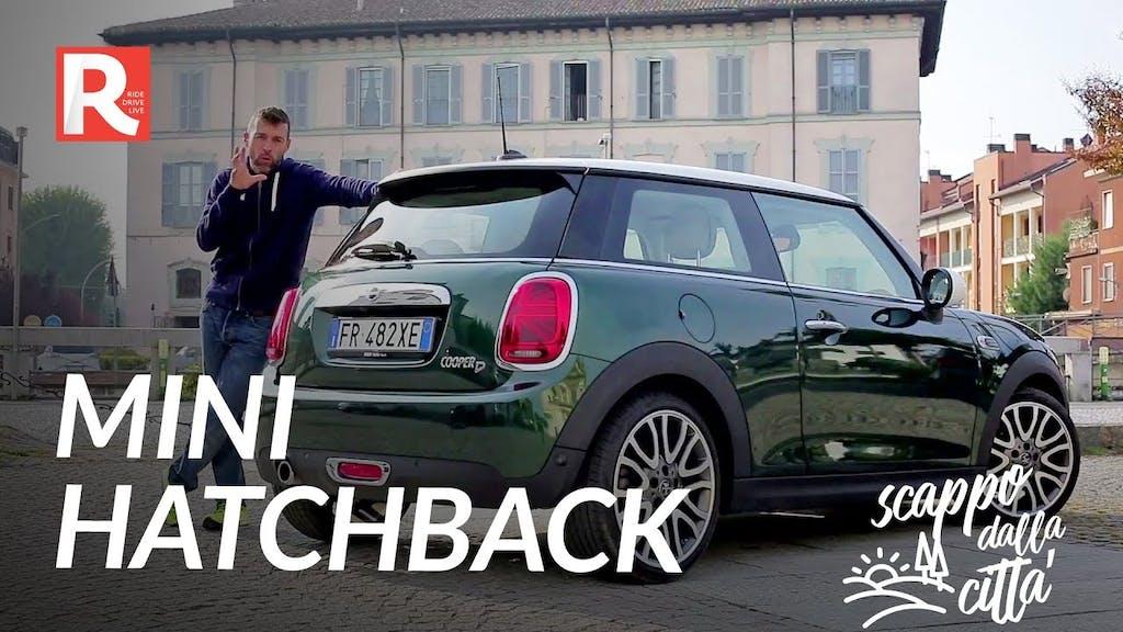 Mini Hatchback 1.5 Diesel, 3 porte, 3 cilindri, 3a generazione