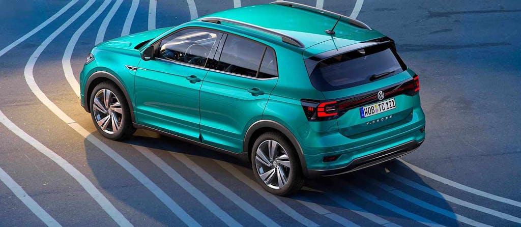 Volkswagen T-Cross, la SUV compatta è arrivata