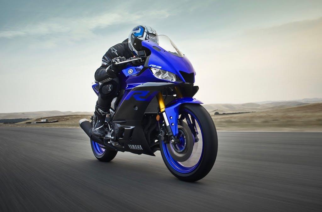 Nuova Yamaha YZF-R3