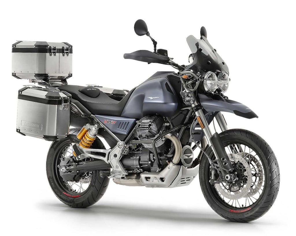 Moto Guzzi V85 TT  pronta all'uso