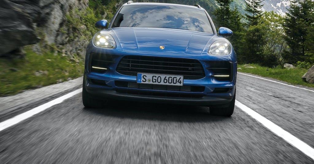 Porsche Macan 2019  un 2.0 a benzina per cominciare