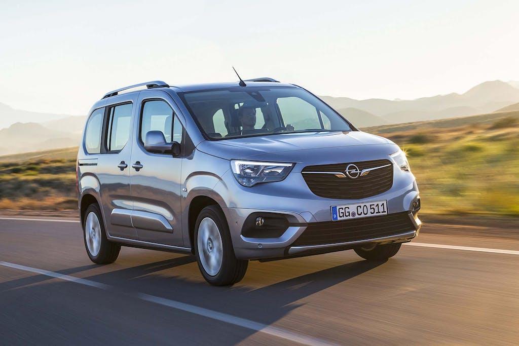 Prova Opel Combo, il van per tutti